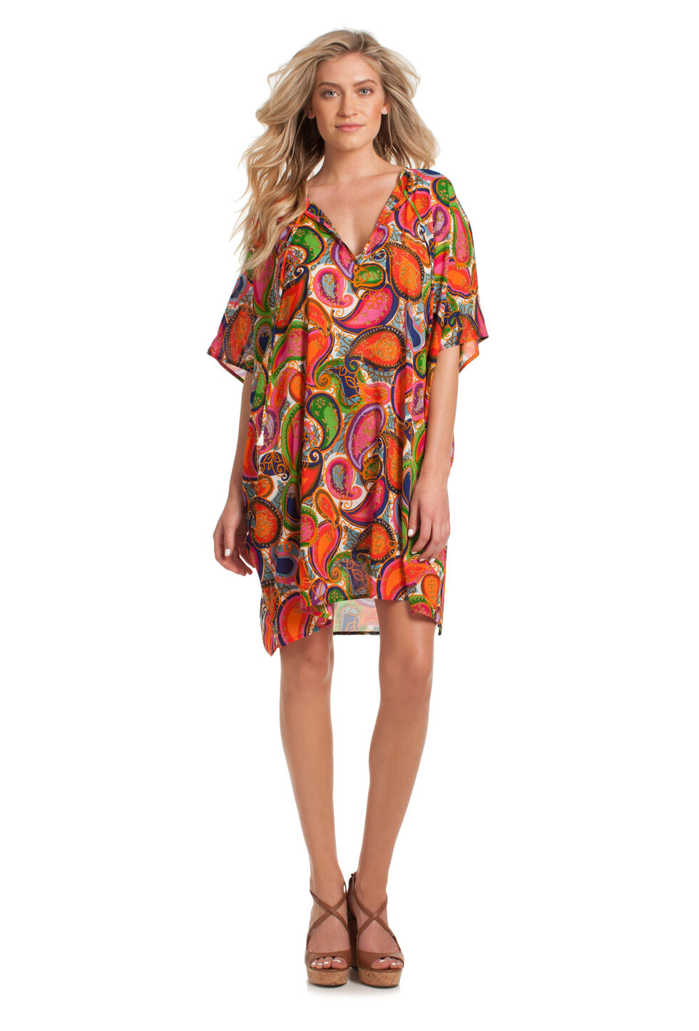 Tamera Caftan Dress