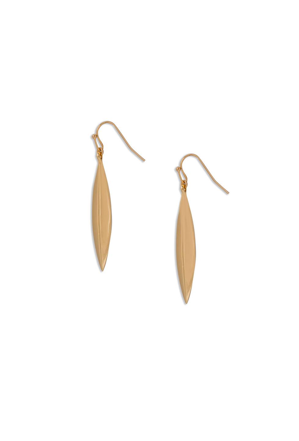 Linear Drop Earring