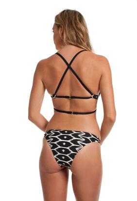 Africana Halter Bikini Set