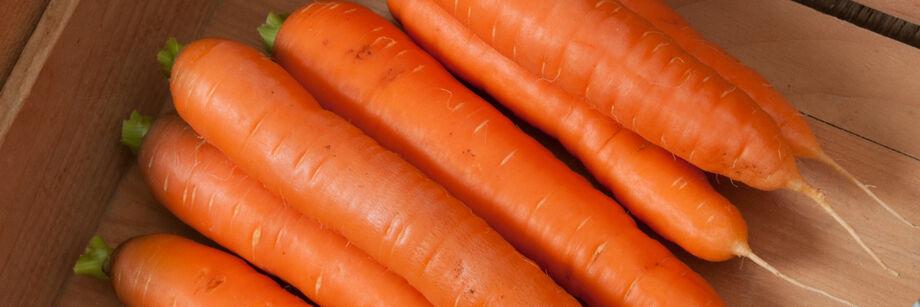 Storage Carrots