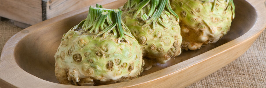 Celery and Celeriac