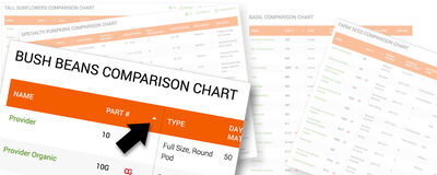 New! Dynamic Comparison Charts
