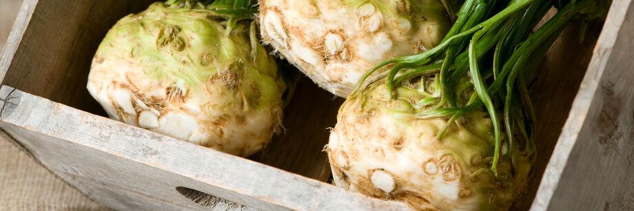 Celeriac (Celery Root)