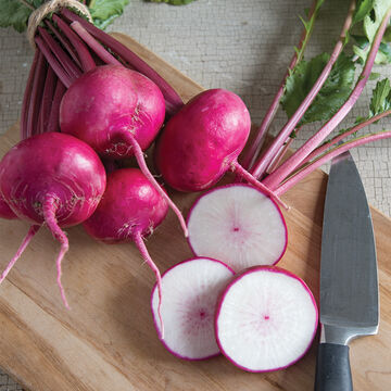 Crisp & Tasty Turnips