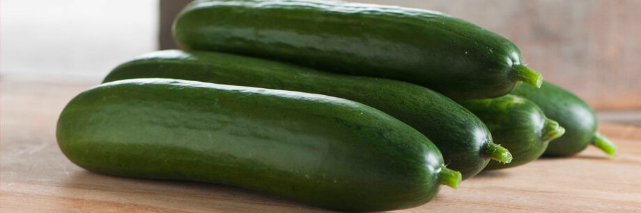Seedless and Thin-skinned Cucumbers
