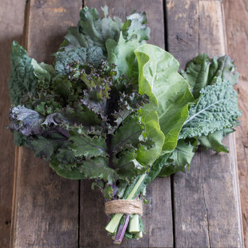 Flavor-Packed Kale
