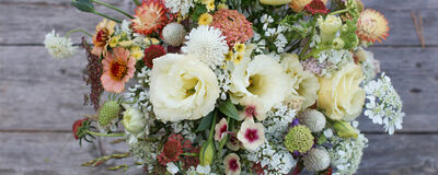 Video: How to Build a Bouquet