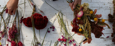 How to Air-Dry Cut Flowers