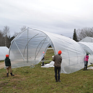 Greenhouse & Tunnel Supplies