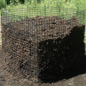 集线堆肥仓堆肥