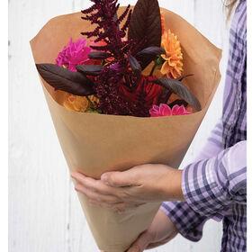 Kraft Paper Cut-Flower Sleeves – XL Cut-Flower Supplies