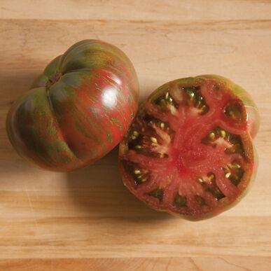 Pink Berkeley Tie Dye Specialty Tomatoes