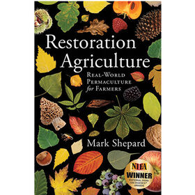 Restoration Agriculture Books