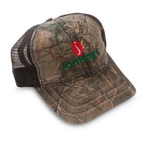 强尼拖拉机帽-卡莫帽