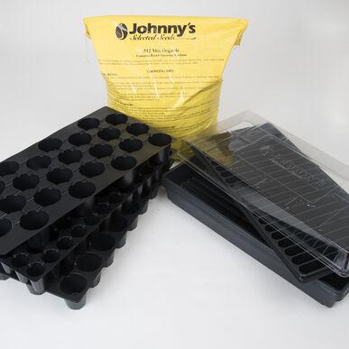 Johnny's Pro-Am Seedling Grower Kit Pro-Am Seedling Kits