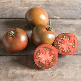Black Prince Heirloom Tomatoes