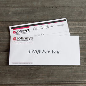 Gift Certificate - $10.00 Gift Certificates
