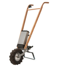 Solus V2 Electric Wheel Hoe Solus V2 Electric Wheel Hoe and Attachments
