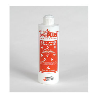 Sea-Plus Liquid Seaweed/Fish Fertilizer 3-2-2 - 16 Oz.