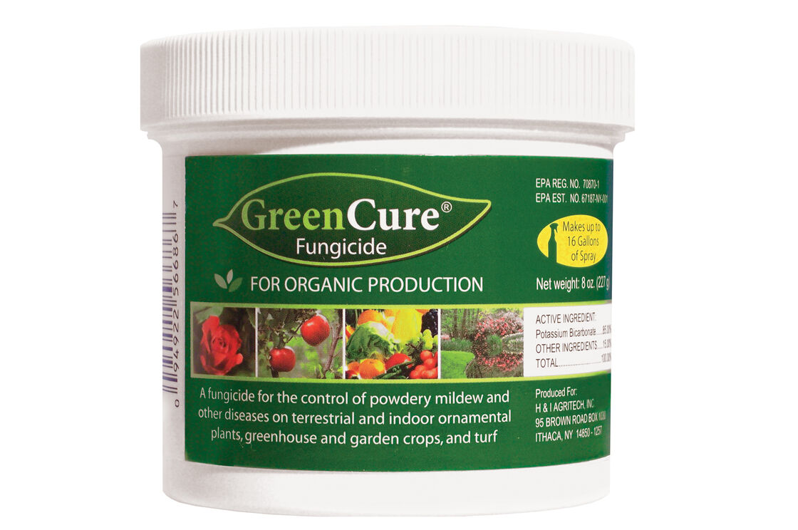 GreenCure® Foliar Fungicide - 8 Oz. | Johnny's Selected Seeds