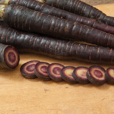 Purple 68 Main Crop Carrots