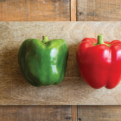 King Arthur Sweet Bell Peppers