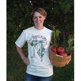 Local Food T-Shirt - XL Clothing