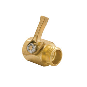Heavy Duty Brass Shut-off Valve