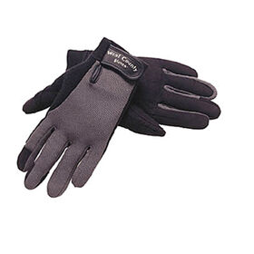 Men's Charcoal – M Gloves