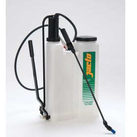 Jacto 4-Gal. Agitating Backpack Sprayer Sprayers and Dusters