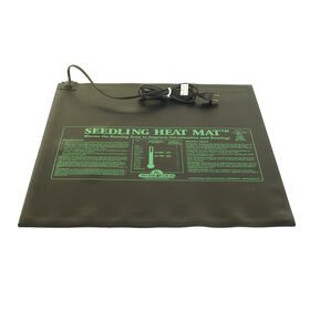 "Hydrofarm Seedling Heat Mat - 20"" x 20"" Seedling Heat Mats"