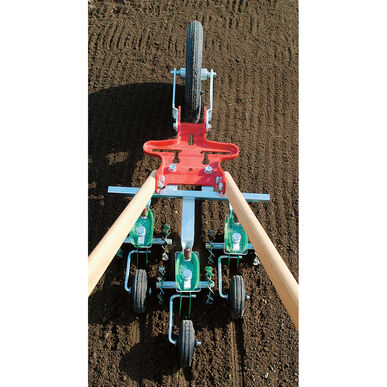 Seeder Conversion Kit for the Glaser Wheel Hoe