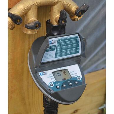 Digital Hose End Timer Drip Irrigation Systems