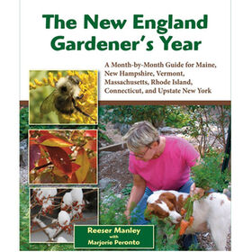The New England Gardener's Year
