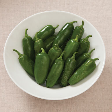 Early Jalapeno Hot Peppers