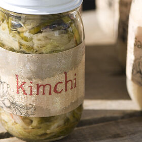 Kimchi Set