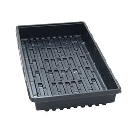 Seedling Trays - Pack of 5 Trays Domes and Flats