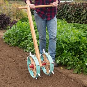 双滚挖土机长柄刀具