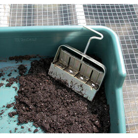 Soil Blocking/Potting Tray