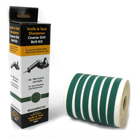 Work Sharp Coarse-Grit Replacement Belts Sharpeners and Hones