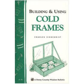 构建和使用冷帧的书