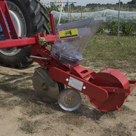 Jang TDR-U Single-Row Toolbar Mounted Seeder
