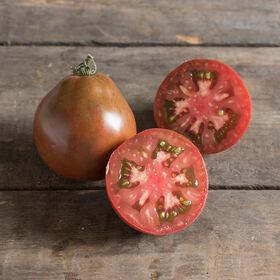 Japanese Black Trifele Heirloom Tomatoes