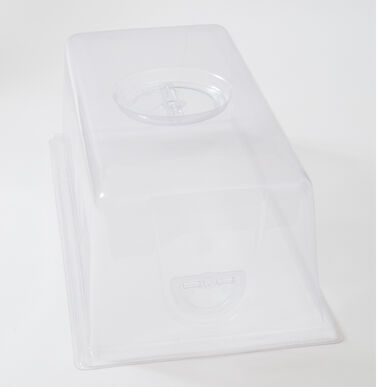 "7"" Clear Propagation Domes – 5 Count Trays, Domes, and Flats"