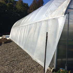SolaWrap™ Greenhouse Covering - 5' x 328' Greenhouse Film