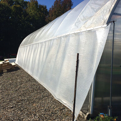SolaWrap™ Greenhouse Covering - 5' x 328'