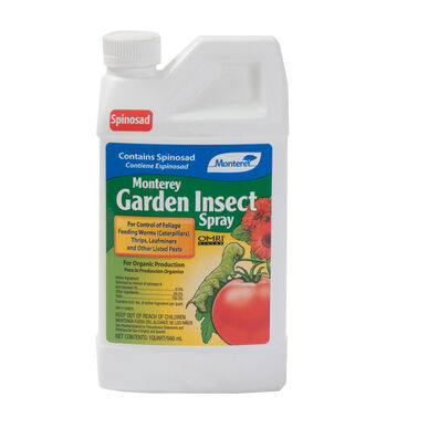 Monterey Garden Insect Spray 1 Qt Johnny 39 S Selected Seeds