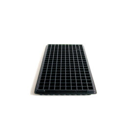 Plug Flats - 200 Cells/Flat - Pack of 5 Trays Domes and Flats