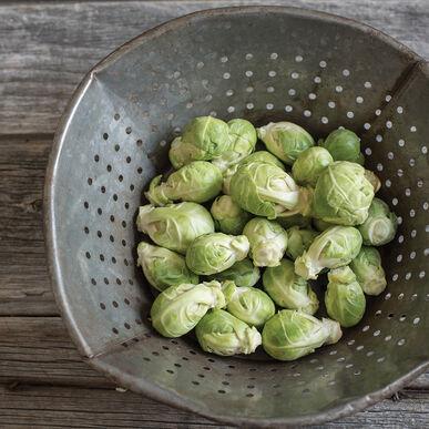 Diablo Brussels Sprouts
