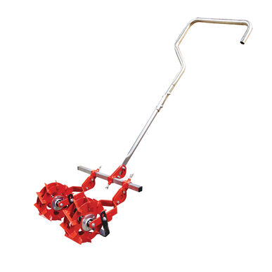 "Double Wheel Weeder – 5"" wide Weeders and Cultivators"